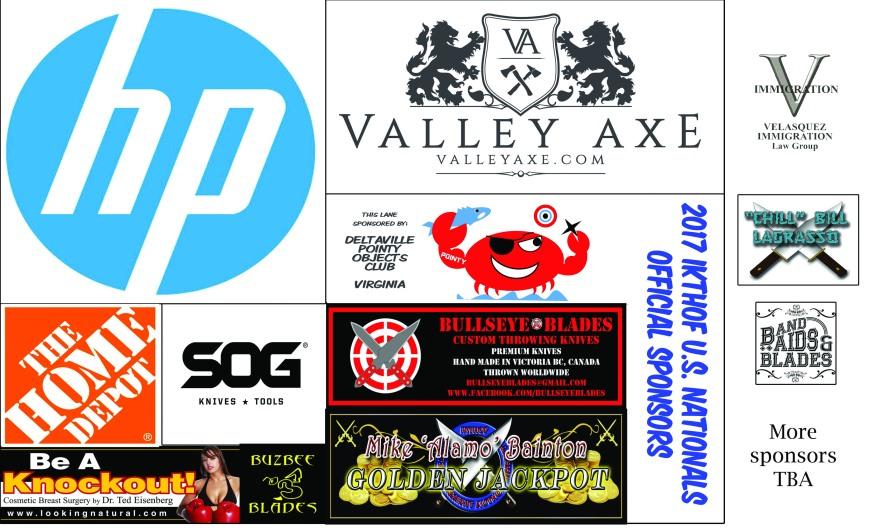 2017 sponsors list